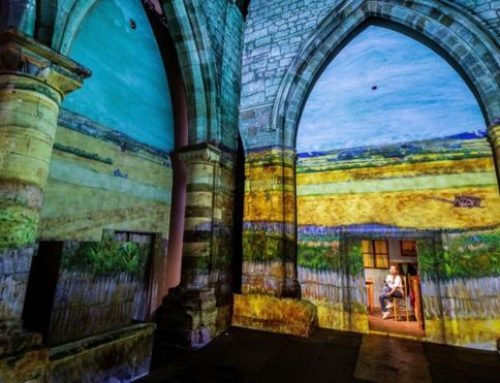 Van Gogh: The Immersive Experience comes to Leicester